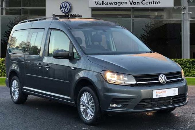 Volkswagen Caddy Maxi Life C20 TDI 102 PS 2.0 6sp DSG