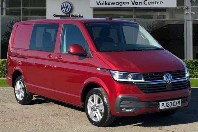 Volkswagen Transporter Kombi T32 Kombi Highline SWB 150 PS 2.0 TDI 6sp Manual