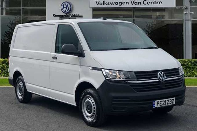Volkswagen Transporter Panel Van T28 Startline SWB 110 PS 2.0 TDI 5sp Manual