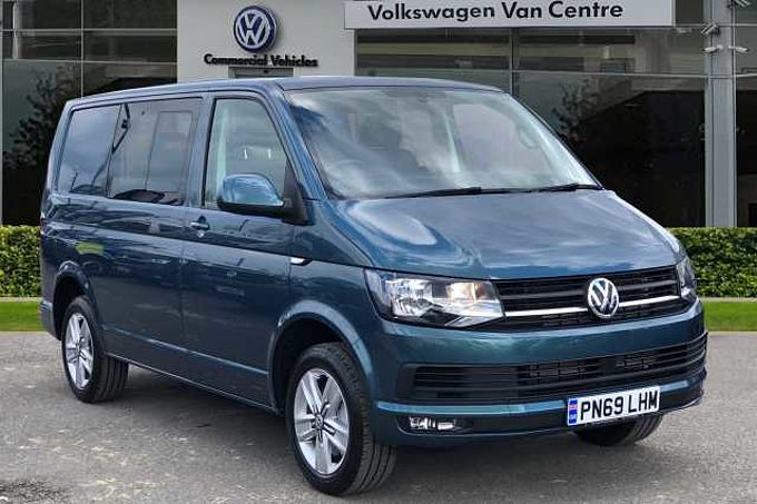 Volkswagen Transporter Kombi T32 Highline SWB 150 PS 2.0 TDI BMT 6sp Manual