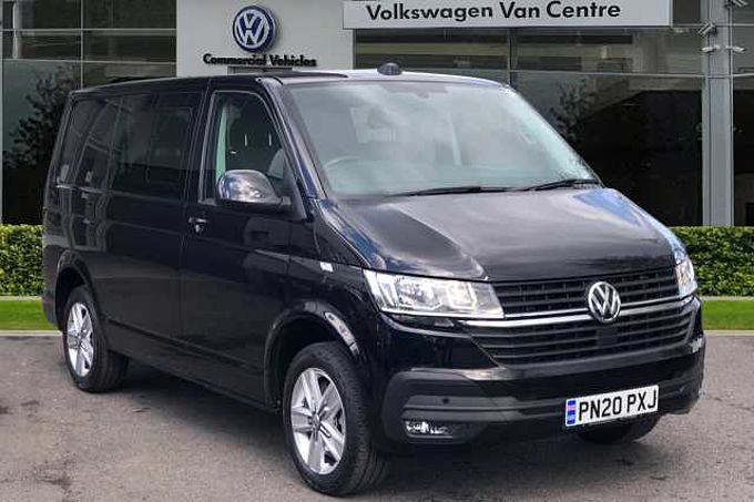 Volkswagen Transporter Kombi T32 Highline SWB 150 PS 2.0 TDI 7sp DSG