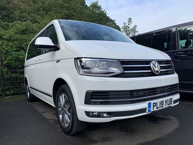 Volkswagen Caravelle Executive SWB 150 PS 2.0 TDI BMT 7sp DSG