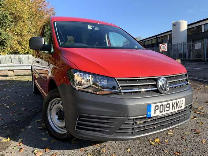 Volkswagen Caddy Panel Van 2.0 TDI (102PS) C20 Startline BMT