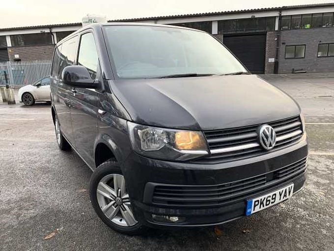 Volkswagen Transporter 2.0 TDI BMT 150PS Kombi Highline