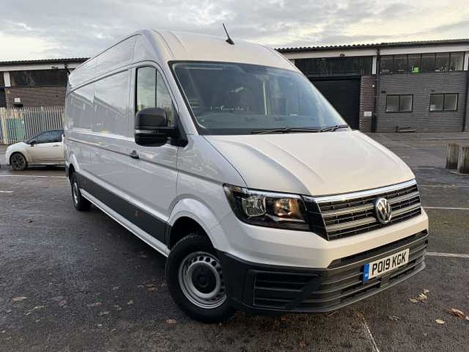 Volkswagen Crafter CR35 Panel Van Trendline LWB 140 PS 2.0 TDI 6sp Manual RWD
