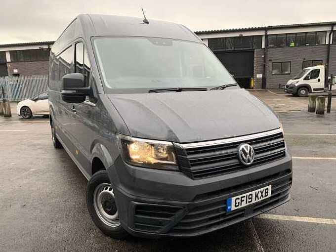 Volkswagen Crafter Panel Van 2.0TDI 140PS EU6 CR35 LWB Trendline