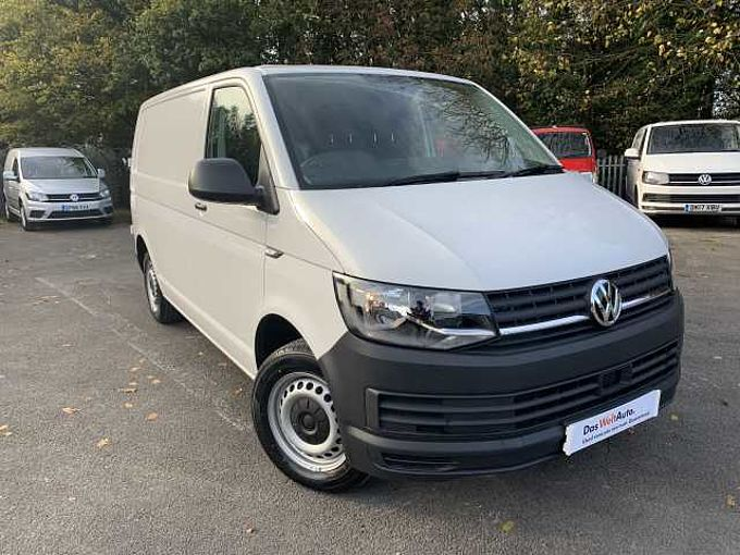 Volkswagen Transporter Panel Van T28 Startline SWB 102 PS 2.0 TDI BMT 5sp Manual