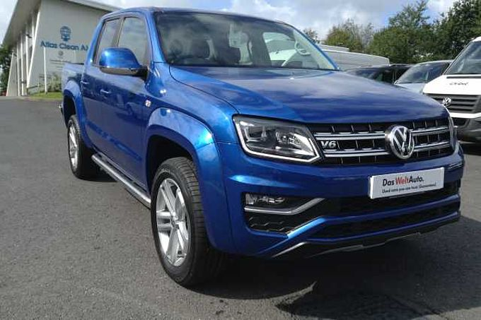 Volkswagen Amarok Highline 258 PS 3.0 V6 8sp Automatic 4Motion