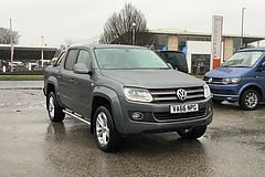 Volkswagen Amarok Highline Double Cab 180 PS 2.0 TDI BMT 8sp Automatic 4Motion permanent