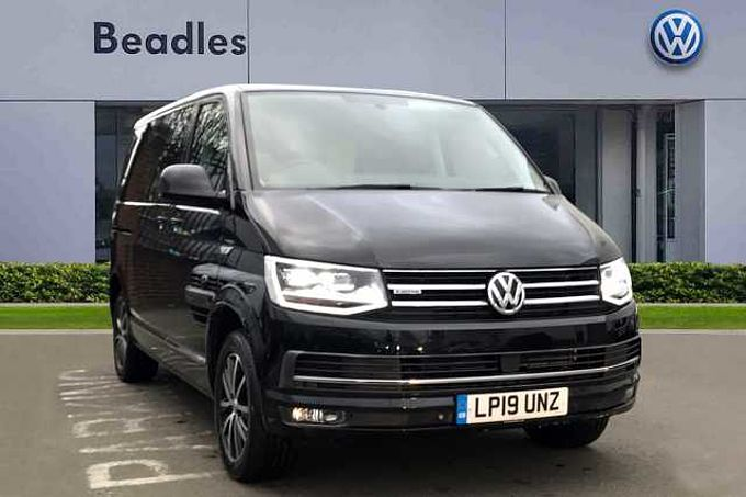 Volkswagen Caravelle Executive 4Motion