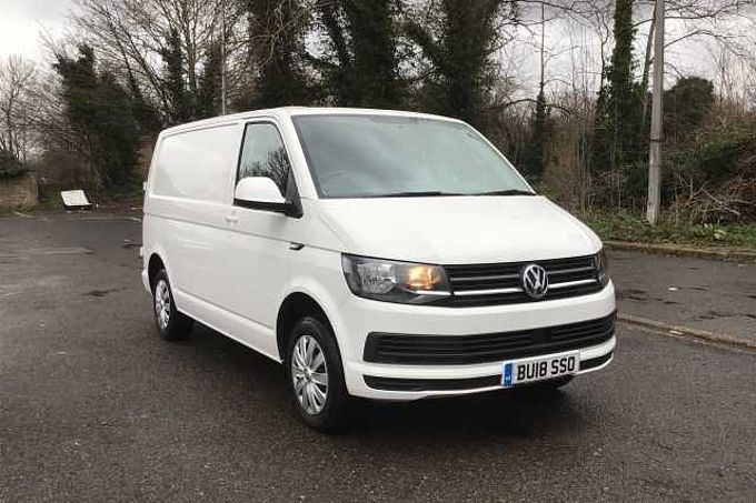 Volkswagen Transporter T28 Panel van Trendline SWB EU6 102 PS 2.0 TDI BMT 5sp Manual
