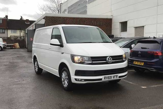Volkswagen Transporter T30 Panel van Highline SWB 150 PS 2.0 TDI BMT 7sp DSG