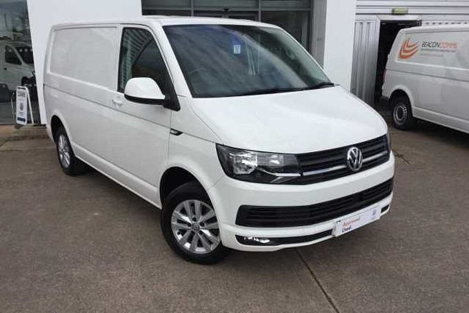 Volkswagen Transporter T28 Panel Van Highline 2.0TDi 150ps 6sp man