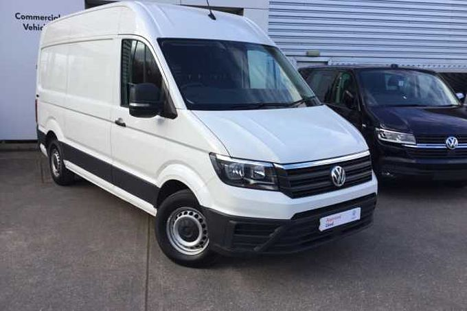 Volkswagen Crafter CR35 Panel van Trendline MWB 102 PS 2.0 TDI 6sp Manual FWD