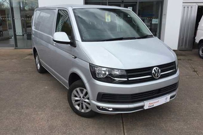 Volkswagen Transporter T28 Panel van Highline SWB 102 PS 2.0 TDI BMT 5sp Manual