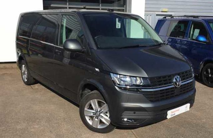Volkswagen Transporter T30 Panel Van Highline LWB 2.0TDi 199ps 7sp DSG