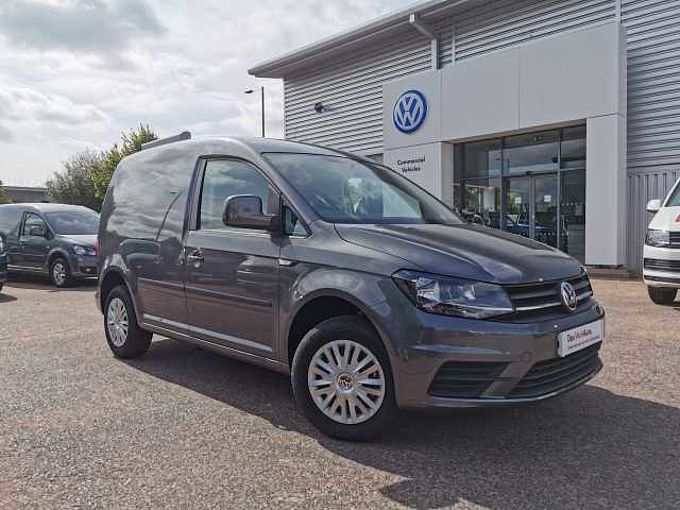 Volkswagen Caddy C20 Diesel 2.0 TDI BlueMotion Tech 102PS Trendline Van