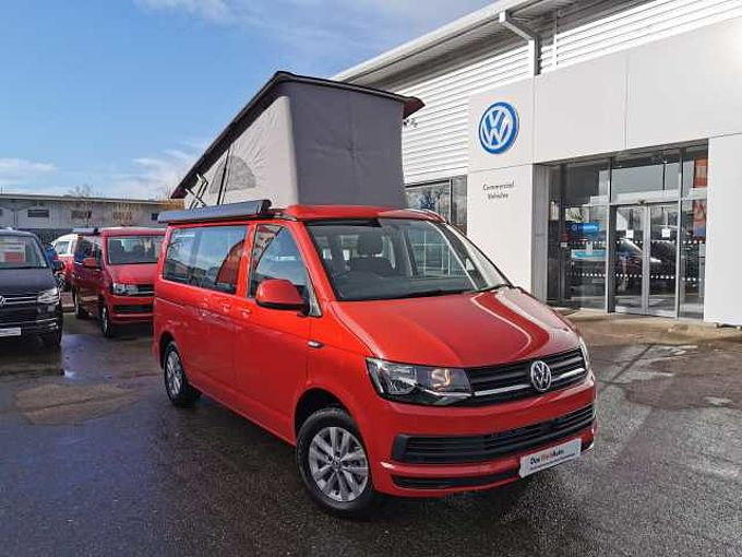 Volkswagen California Beach 2.0tdi 150 manual