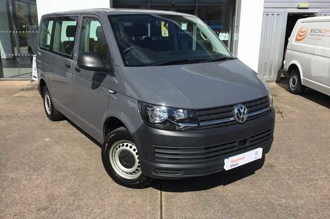 Volkswagen Transporter T30 Shuttle S 2.0TDI 84PS 5sp manual