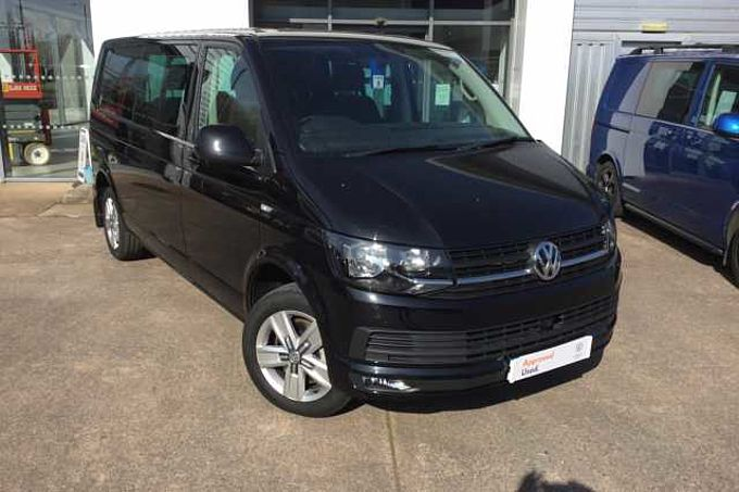 Volkswagen Transporter T32 Kombi LWB Highline 2.0TDi 150ps 7sp DSG