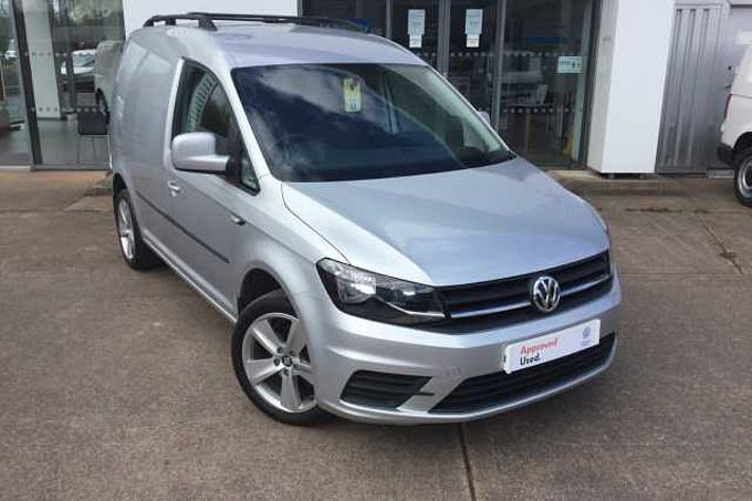 Volkswagen Caddy C20 Panel van Trendline SWB EU6 102 PS 2.0 TDI BMT 5sp Manual