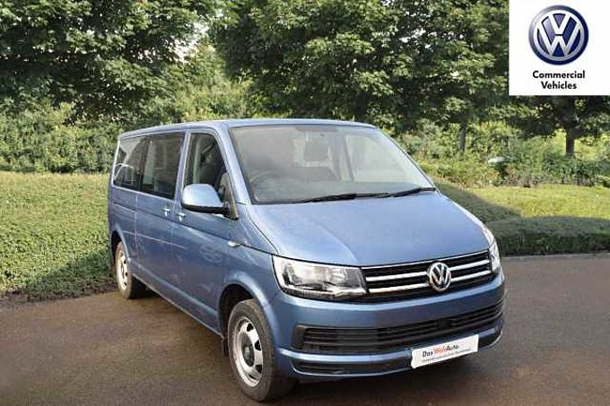 Volkswagen Shuttle SE LWB 2.0L 150PS TDI 6 Speed Manual