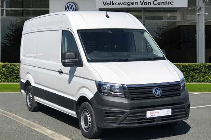 Volkswagen Crafter 2.0TDI 140PS Eu6 CR35 MWB Trendline (BUSINESS PACK)