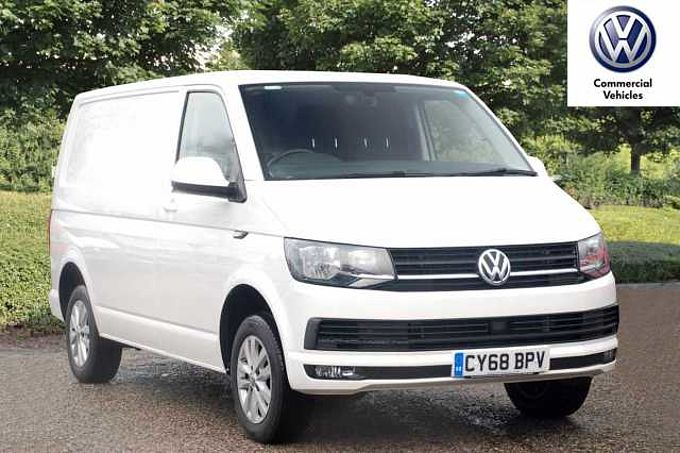 Volkswagen Transporter T28 SWB 2.0L 102PS Highline Panel Van TDI