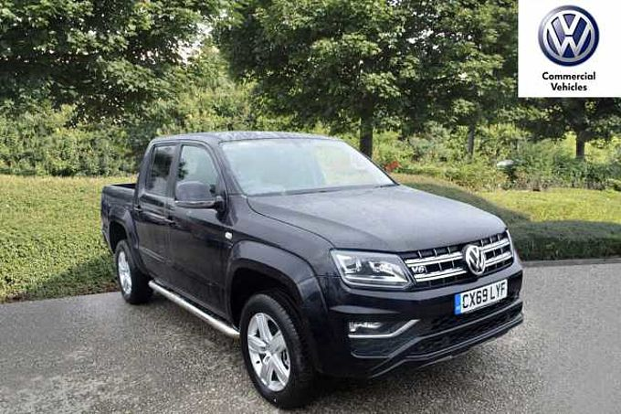 Volkswagen Amarok Highline 3.0TDI V6 258PS Highline 4M PickUp (TRUCKMAN)