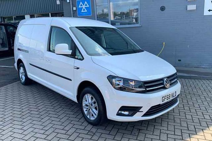 Volkswagen Caddy Maxi Panel Van 2.0 TDI C20 Highline BMT