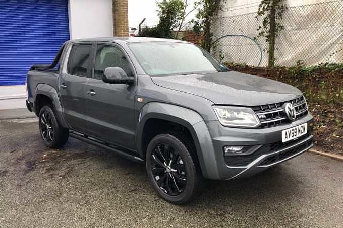 Volkswagen Amarok Highline Black Edition