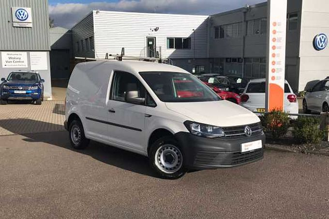 Volkswagen Caddy 2.0 TDI (75PS) C20 Startline BMT Panel Van