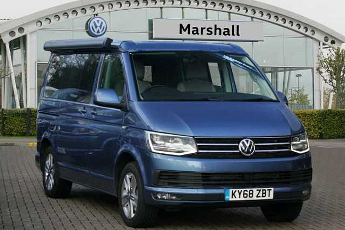 Volkswagen California Diesel Estate 2.0 TDI Ocean 150 DSG ( LEDS, ADAPTIVE CRUISE, REAR CAMERA )