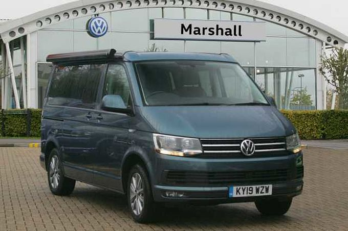 Volkswagen California Diesel Estate 2.0 TDI Ocean 199 5dr DSG (ADAPTIVE CRUISE, NAV, REAR CAMERA  )