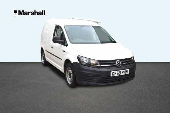 Volkswagen Caddy Van 2.0 TDI (102PS) C20 Startline BMT Panel Van Business Pack