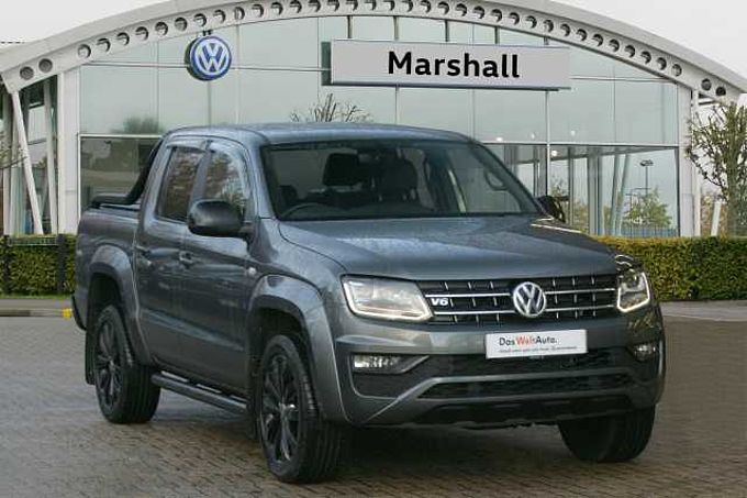 Volkswagen Amarok Black Edition Amarok Black Edition 258 PS 3.0 V6 TDI 8sp Automatic 4Motion