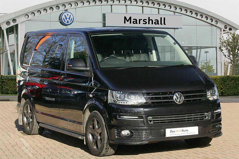 f515490e3b ... Volkswagen Transporter Sportline 2.0 Bitdi 180 T32 SWB P Van ...