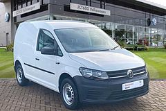 Volkswagen Caddy C20  1.6 TDI 102PS Startline