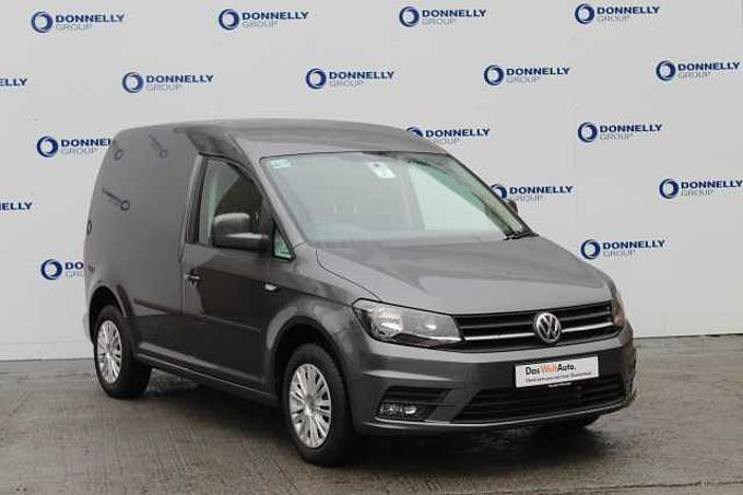 Volkswagen Caddy C20 Diesel 2.0 TDI BlueMotion Tech 102PS + Trendline Van