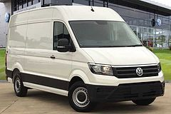 Volkswagen Crafter CR35 Panel van Trendline MWB 177 PS 2.0 TDI 6sp Manual FWD