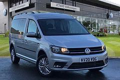 Volkswagen Caddy C20 Life Maxi 102 PS 2.0 TDI 6sp DSG