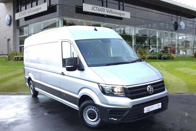 Volkswagen Crafter CR35 Highline LWB 140ps FWD 2.0 TDI