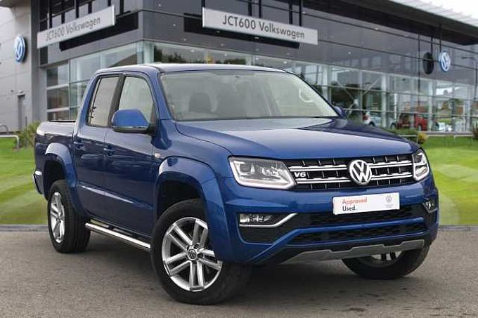 Volkswagen Amarok Highline 258ps Double Cab 3.0 TDI V6 4Motion