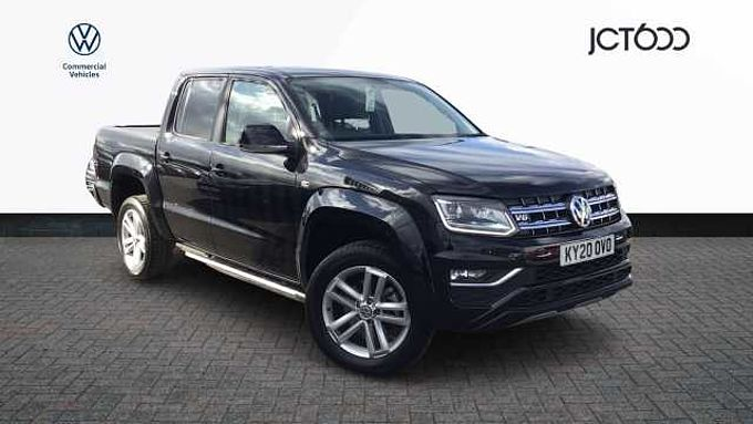 Volkswagen Amarok Highline 258ps Double Cab 3.0 V6 TDI 4Motion
