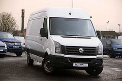 Volkswagen Crafter Panel Van 2.0TDi (136PS) CR35 LWB High Roof