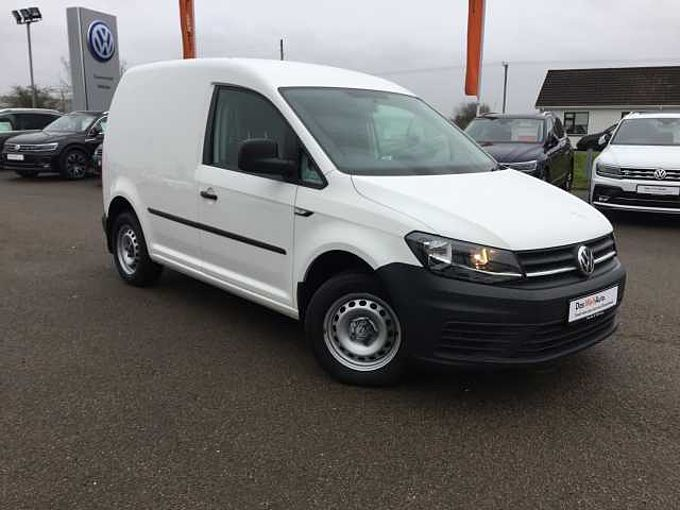 Volkswagen Caddy Panel Van 2.0 TDI (75PS) C20 Startline BMT Panel Van