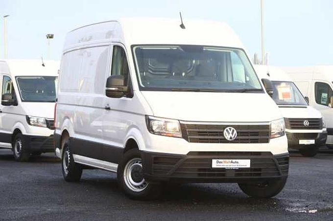 Volkswagen Crafter Panel Van 2.0TDI (140PS) CR35 MWB Trendline High Roof