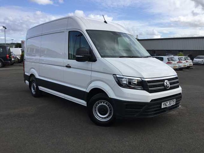 Volkswagen Crafter Panel Van 2.0 TDI 140PS Trendline High Roof Van