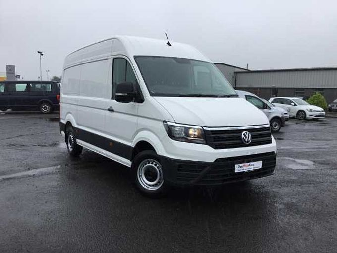 Volkswagen Crafter Cr35 Mwb Panel Van 2.0 TDI 140PS Startline High Roof Van