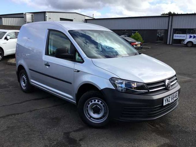 Volkswagen Caddy Panel Van 2.0 TDI BlueMotion Tech 102PS Startline Van